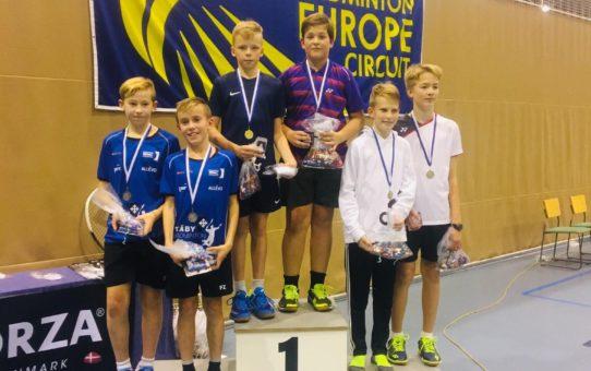 26.-28. oktoobril toimus Soomes Fz Forza Finnish Youth ja Junior 2018