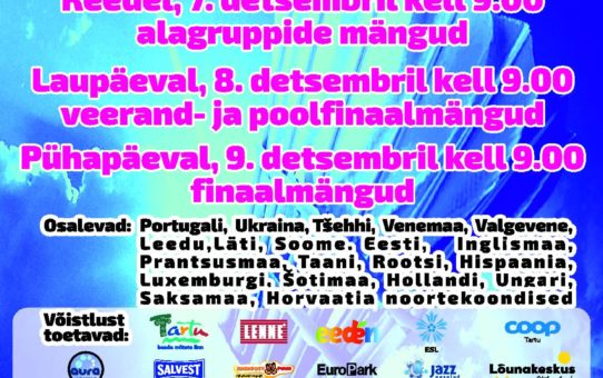 YONEX Estonian Junior 2018