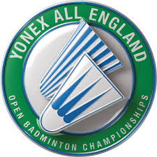 THE ALL ENGLAND OPEN BADMINTON CHAMPIONSHIPS