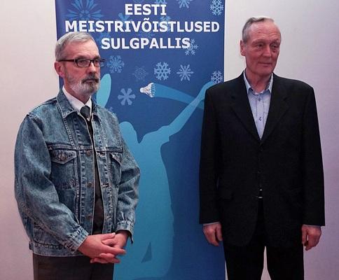 Jüri Tarto ja Raivo Kristianson.